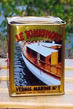 le tonkinois vernis öl lack